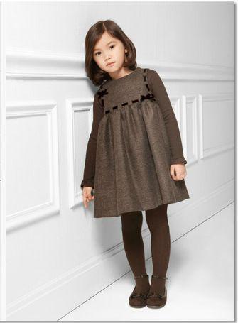 vestido de frio