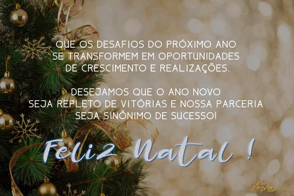 Populares 30 Mensagens de Natal para Clientes com Textos & Imagens Belíssimas! MV35