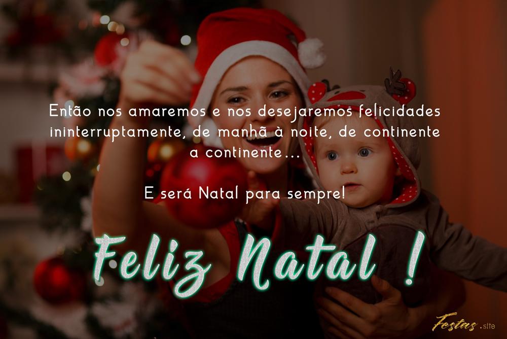 75 Mensagens De Natal Para Família Com Textos E Imagens