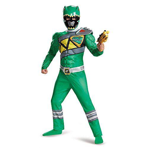 Fantasia power rangers verde.