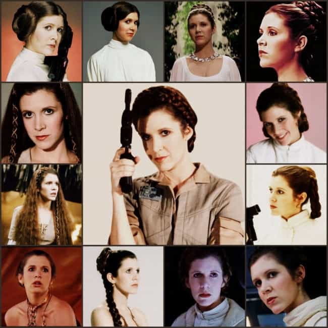 Princesa Leia do Star Wars