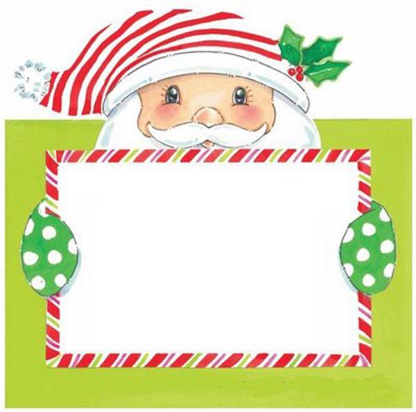 cartão virtual Papai Noel