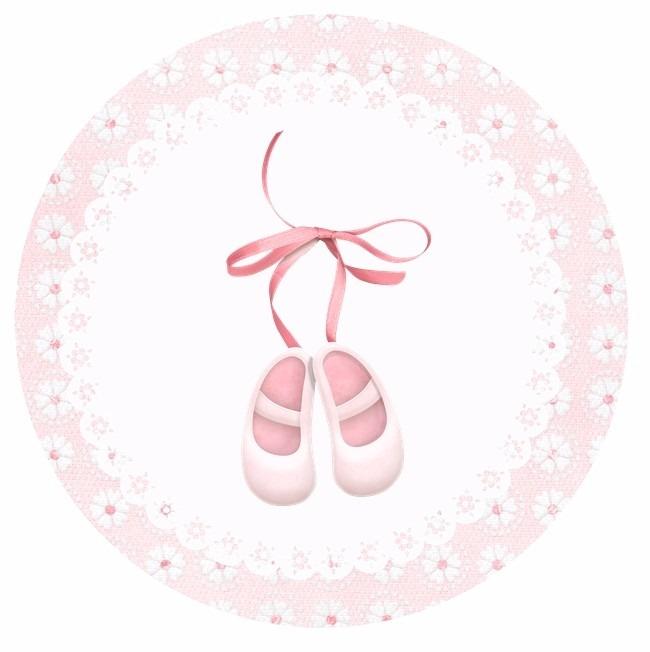 Convites bailarina molde para garrafinha