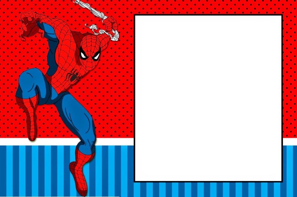 40 Convites Homem Aranha Incríveis Para Imprimir Como Fazer Fácil