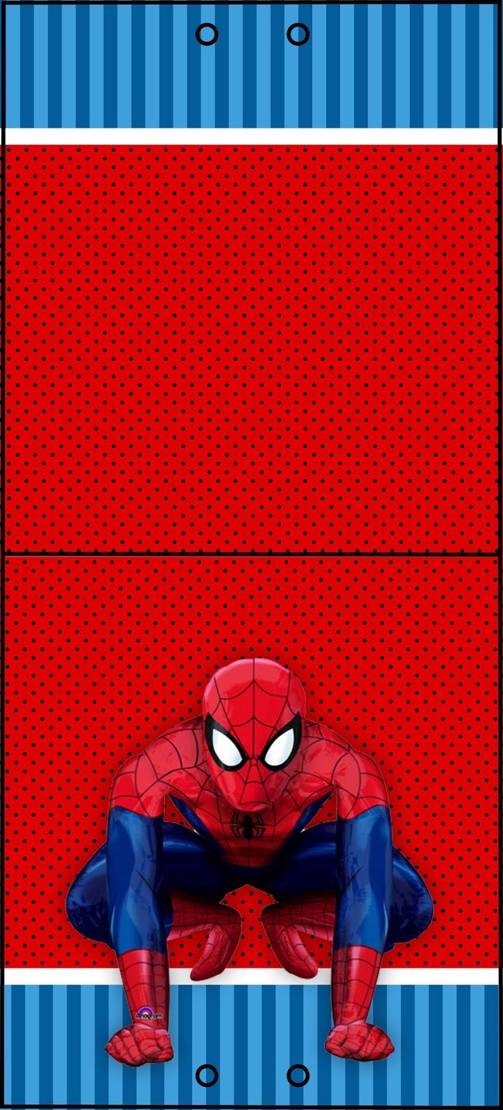40 Convites Homem Aranha Incriveis Para Imprimir Como Fazer Facil