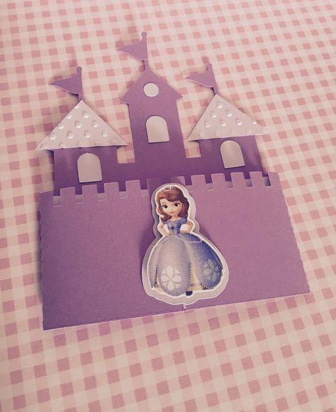45 Convites Princesa Sofia Lindíssimos Imprima Faça O Seu