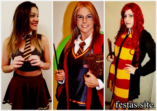 Fantasia Harry Potter As 35 Ideias Mais Criativas Tutorial Diy