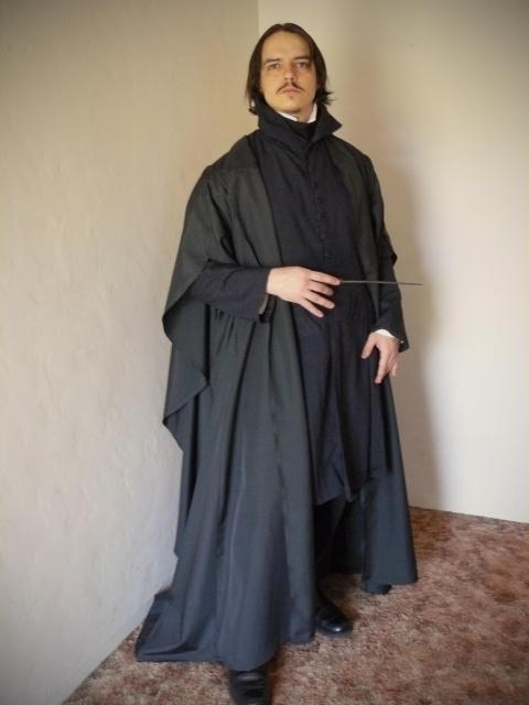 Fantasia Harry Potter Severo Snape