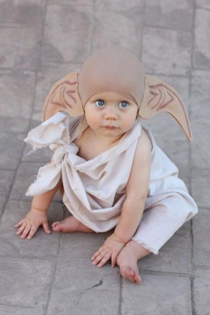 Fantasia Harry Potter para bebê