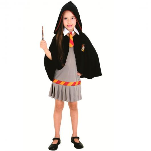 Fantasia Harry Potter infantil feminina