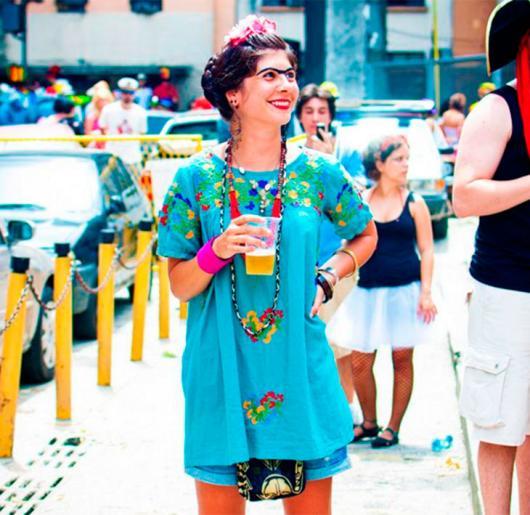 Fantasias Femininas da Frida