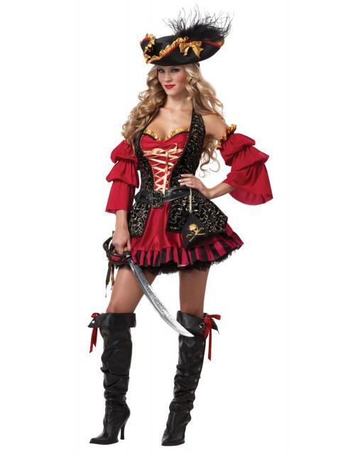 Fantasias Femininas pirata