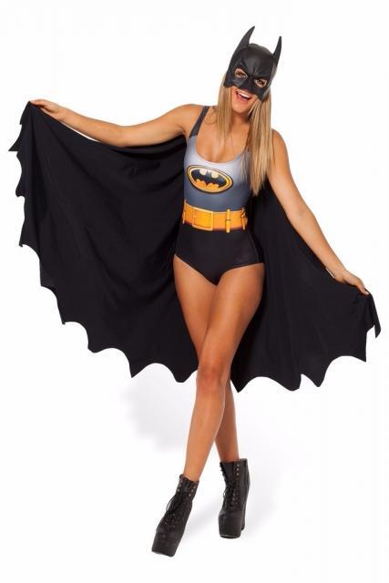 Fantasias Femininas Batman