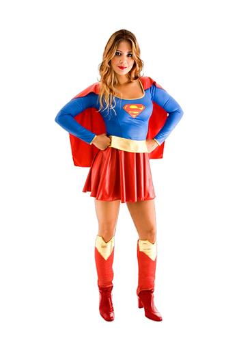 Fantasias Femininas Super Girl