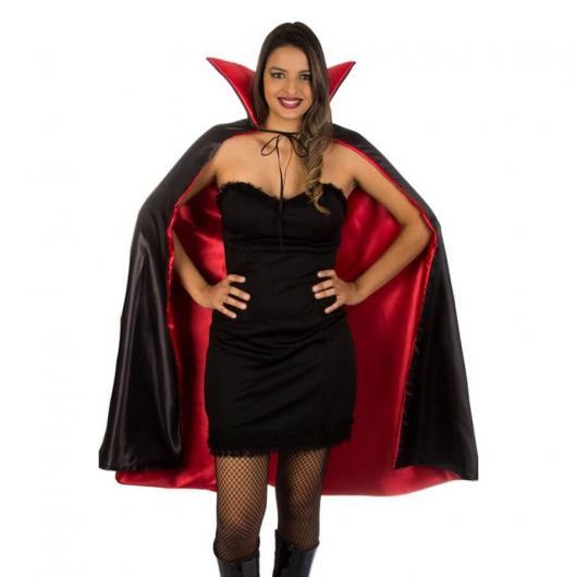 Fantasias Femininas hollowen vampira