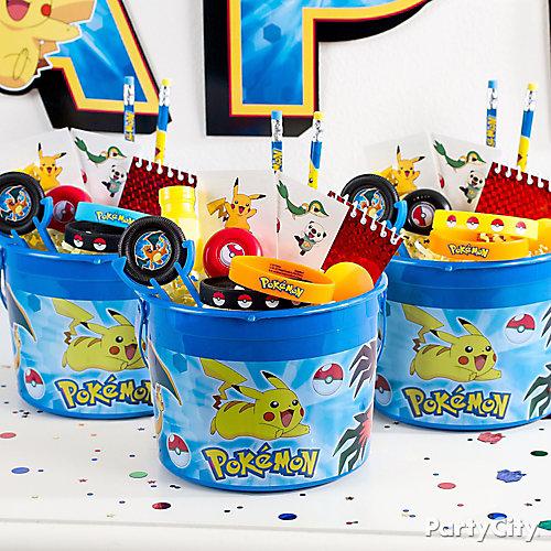 doces para lembrancinha festa Pokémon