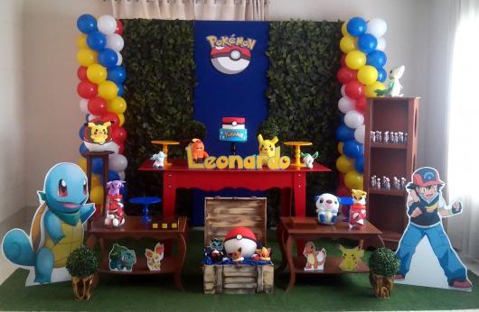 festa Pokémon provençal móveis