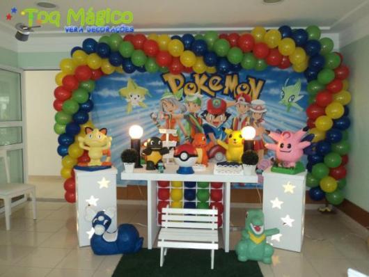 festa Pokémon elementos provençais