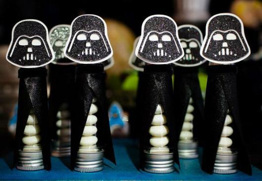 Festa Star Wars tubete personalizado