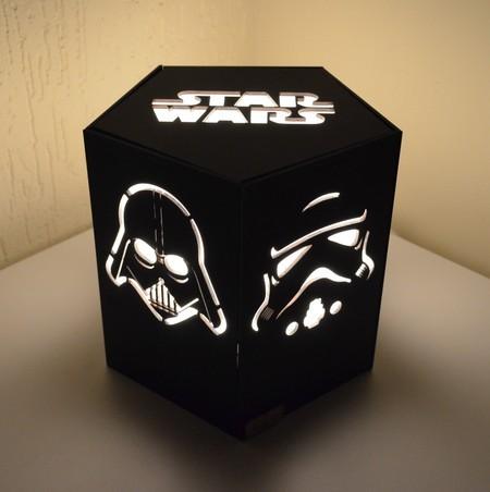 Festa Star Wars luminária
