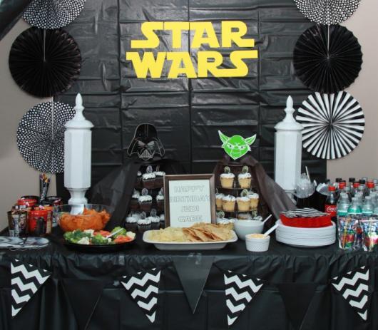 Festa Star Wars 45 Ideias Maravilhosas Para Se Inspirar