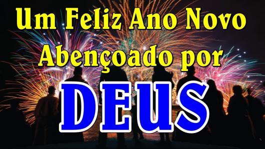 Mensagens de Ano Novo para Amigos religiosa