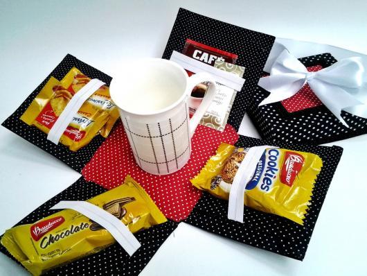 Presentes Criativos para Namorada caixa café da manhã simples
