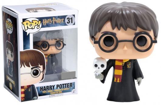 Presentes Criativos para Namorada funko Harry Potter