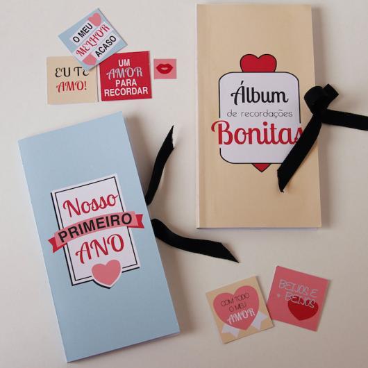 Presentes Criativos para Namorada livro de lembranças
