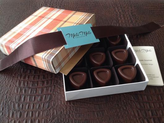 Presentes para Homens chocolate