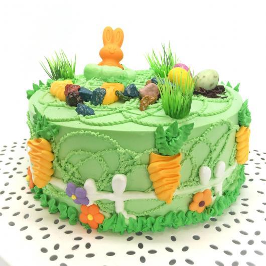 bolo decorado para festa à fantasia infantil