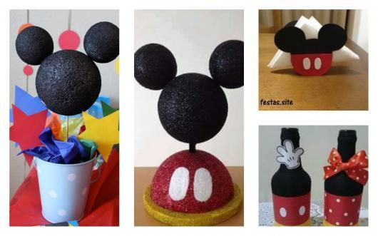 ideias festa Mickey