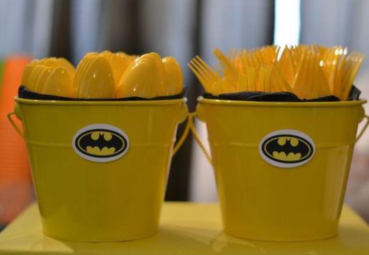 ideia festa Batman
