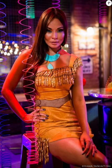fantasia Pocahontas Carol Nakamura