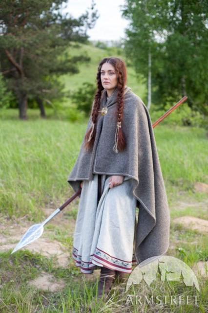 fantasia medieval feminina