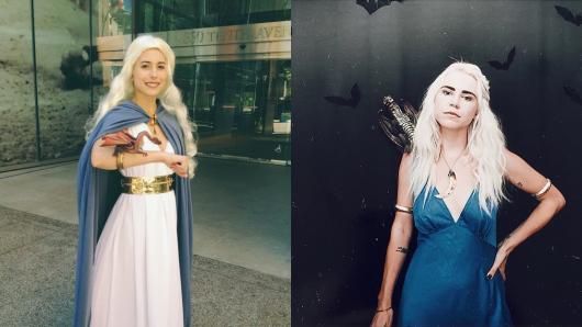 fantasia medieval Khaleesi