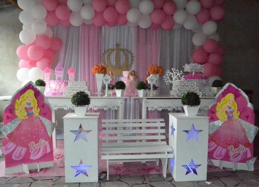 Festa da Barbie Princesa provençal