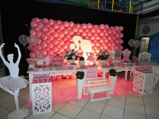 Festa da Barbie Bailarina provençal