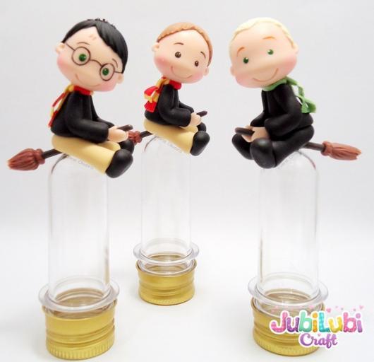 Festa Harry Potter modelo de tubete