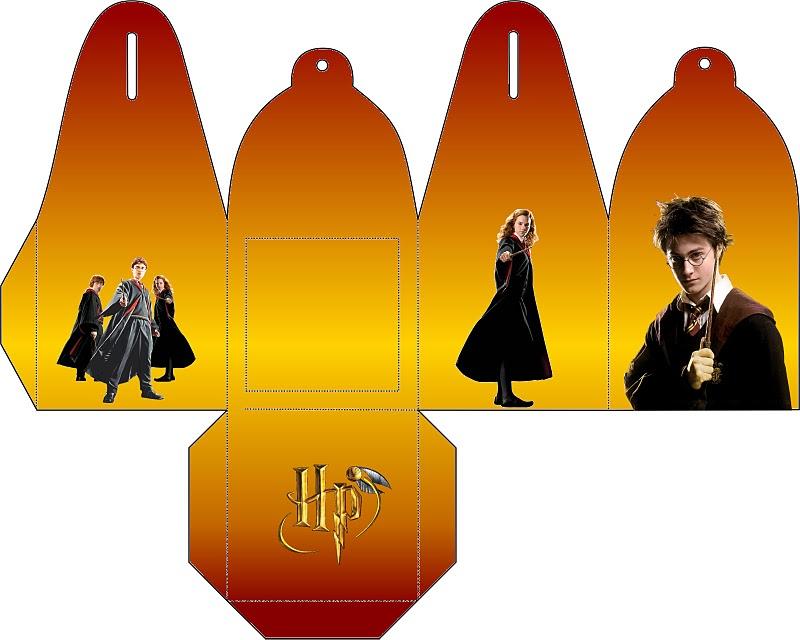 Festa Harry Potter kit festa para imprimir
