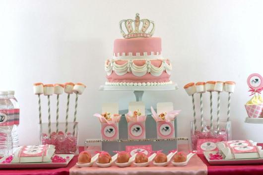 Festa Princesa simples