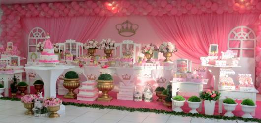 Festa Princesa 50 Ideias Majestosas de Decoraç u00e3o, Bolo& Muito Mais!