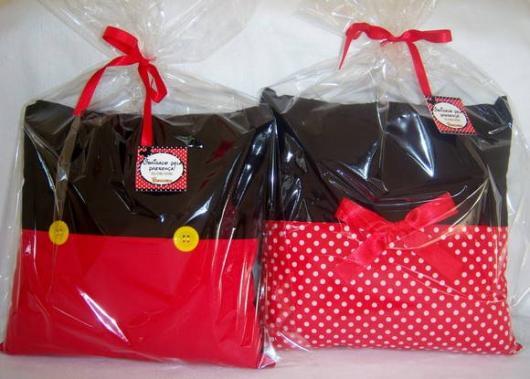 Lembrancinhas do Mickey almofada personalizada