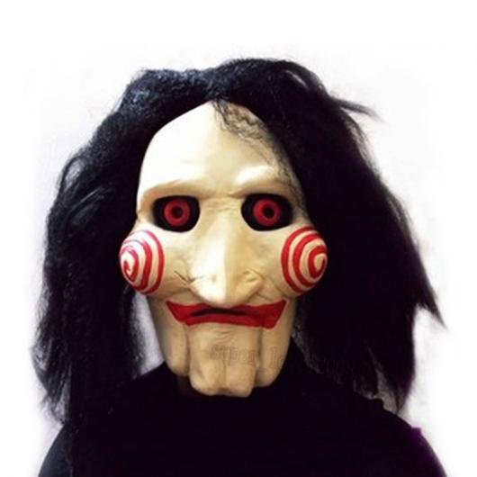 máscaras de terror de palhaço