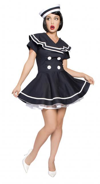fantasia de marinheiro feminina