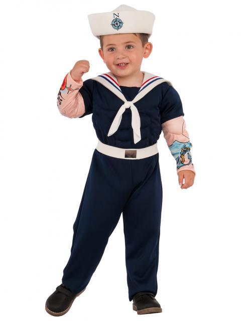 fantasia de marinheiro infantil