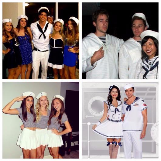 fantasias de marinheiro