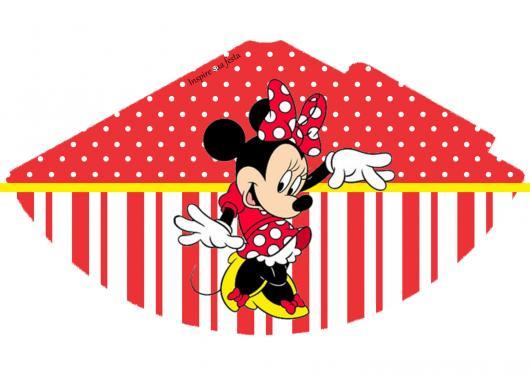 Kit Festa Infantil para Imprimir Minnie