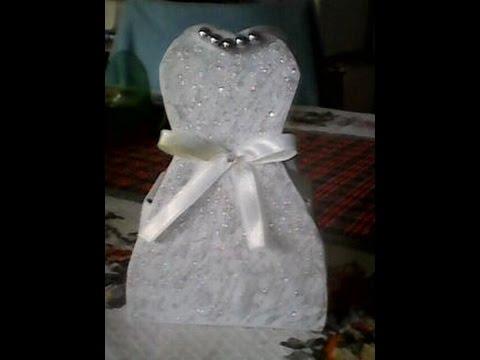 Lembrancinha com Caixa de Leite para casamento