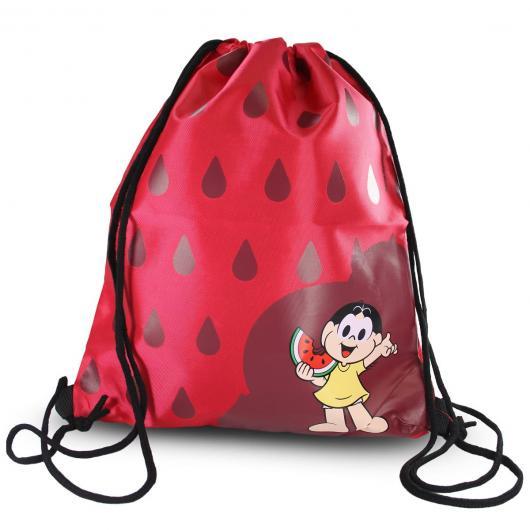 bolsa sacola para Lembrancinhas Turma da Mônica